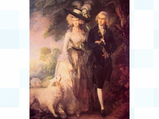 The Morning Walk, by Thomas Gainsborough.
