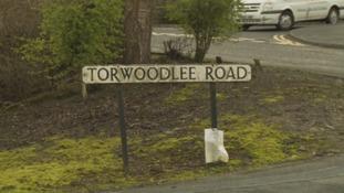 Torwoodlee Road.