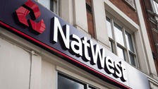 A Natwest staff member was held hostage