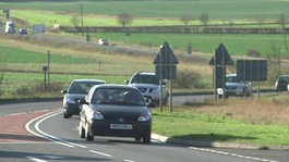 Work on the A453 to start next year