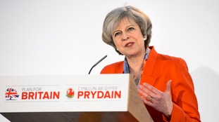Theresa May set to visit Wales in bid to unite UK