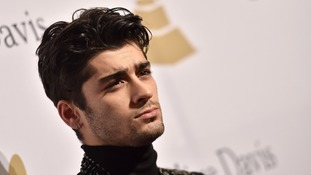 1D's Zayn Malik: I have beaten anxiety and eating disorders