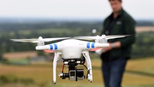 Around 21 police forces in the UK are thought to use drones.