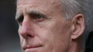 Mick McCarthy says that Ipswich Town are in danger of slipping into League One