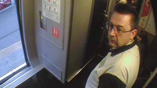 Police hunt man after toddler 'assaulted' on train