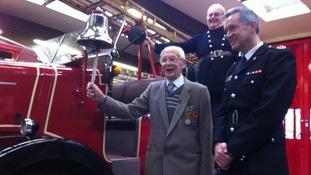 100-year-old John Miller