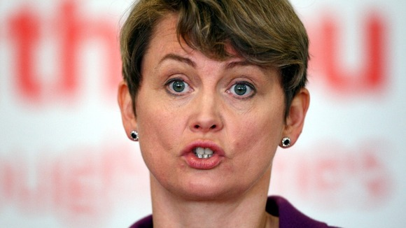 Yvette Cooper