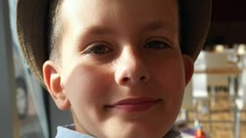 11-year-old Cem was killed in the blaze in Lancaster.