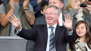 Sir Alex Ferguson will return to management for the June 4 friendly match.