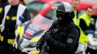 France is in a heightened state of security following a string of attacks