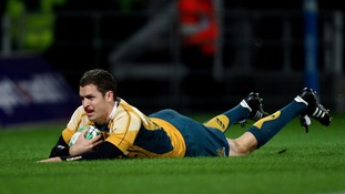 Bristol Rugby sign Australian international Luke Morahan