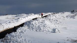 Snow Yorkshire