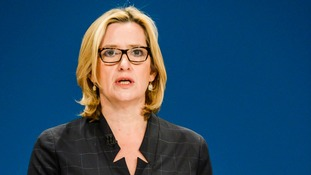 Home Secretary Amber Rudd banned National Action in December.