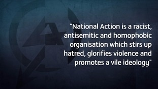 National Action and proscribed organisations explained