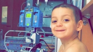 Bradley Lowery is battling a rare form of childhood cancer