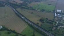Schemes to improve M11 and A120 go on display