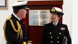 HRH Princess Anne