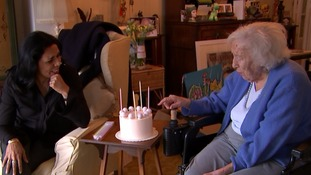 'I don't feel it!' - Dame Vera Lynn looks back on her life as she turns 100