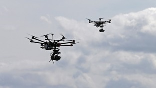 Local police forces setting up drone unit