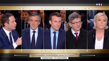 French presidential candidates