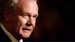 Former IRA chief-of-staff  Martin McGuinness dies aged 66
