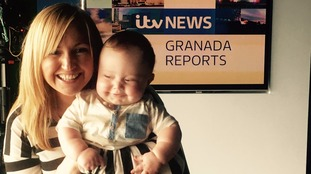 BLOG: ''Alert Strep B'' - Granada Reports' Caroline Whitmore and her experience of Group B Strep