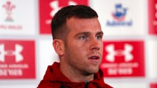 Wales rugby international Gareth Davies