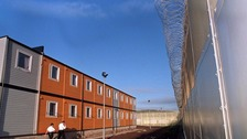 Drug use has led to serious problems at Haverigg Prison