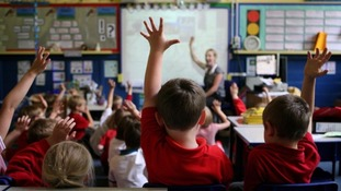 Headteacher Graeme Atkins warns cuts could lead to larger class sizes