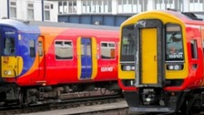 Rail passengers face major disruption over Easter