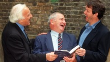 Colin Dexter's detective pairing of Morse and Lewis was brought to the screen by John Thaw, left, and Kevin Whately, right