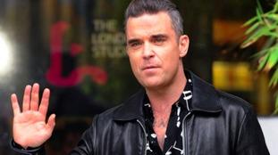 Robbie Williams criticised over Coventry bus crash tweet