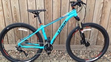 One of the bikes stolen in Peebles
