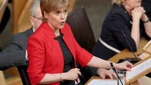 Sturgeon: Westminster blocking referendum would be wrong