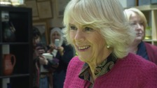 Duchess of Cornwall to unveil new statue in Newmarket