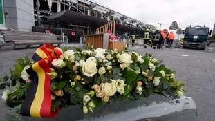 Belgium marks first anniversary of Brussels attacks