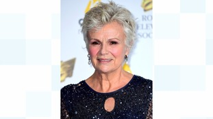 Julie Walters honoured with lifetime achievement award