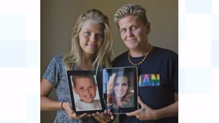 'World's first transgender parent and child' go from mum and son to dad and daughter