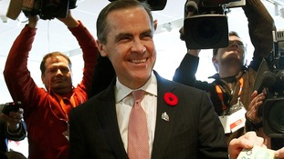 Mark Carney is a banker of some repute.