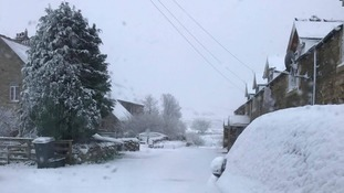 Tindale Fell near Brampton.