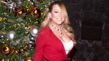 All Mariah Carey wants for Christmas is a puppy.
