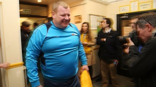 Wayne Shaw joins Cheltenham Town for charity match