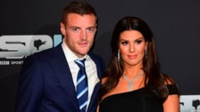 Jamie Vardy's wife reveals 'horrific' online abuse