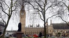 'Terrorist attack' on Westminster Bridge
