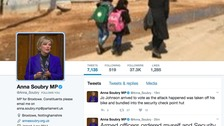 MP ordered into lobby 'at gun point' by police officers