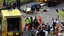 Border region MPs 'safe' after Westminster terror attack
