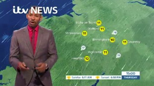 West Midlands Weather: Dry, clear and cold at first