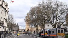 Measures in place to keep the Palace of Westminster safe