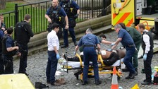Westminster terror attack: Five dead as pedestrians mown down