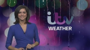 Drier and brighter into Thursday